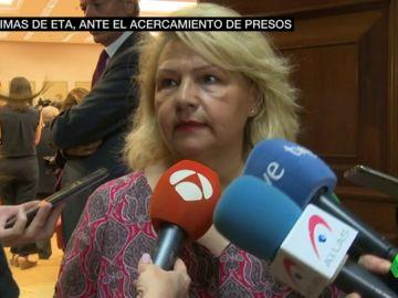 Ángeles Pedraza, expresidenta de la Asociación de Víctimas de Terrorismo