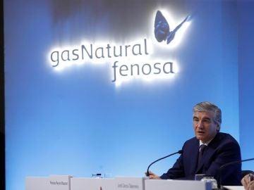 El presidente deGas Natural Fenosa, Francisco Reynés