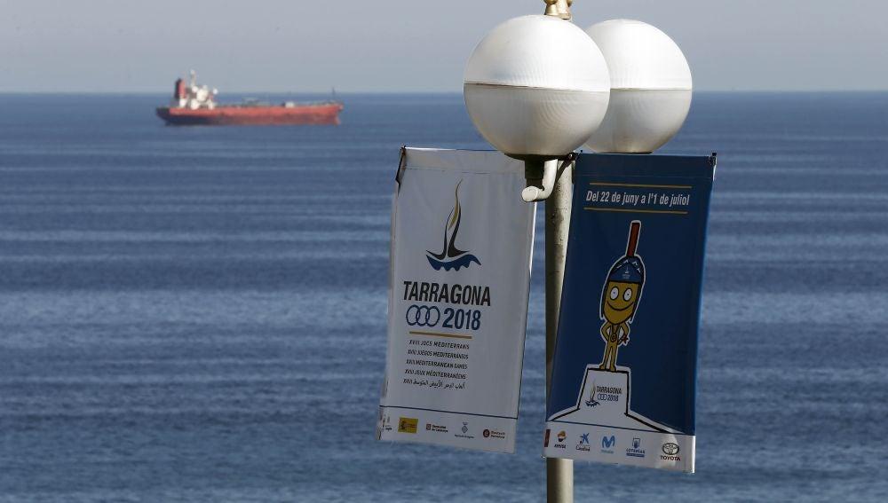 Tarragona, ciudad que acoge los Juegos del Mediterráneo