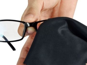 Gamuza para gafas