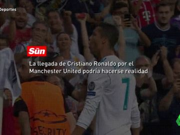 Manchester quiere pujar por Ronaldo