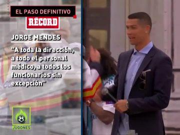 EXIGENCIAS DEL REAL MADRID