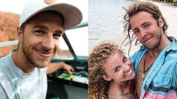 Imagen de los tres youtubers que han fallecido tras caerse por unas cataratas en Canadá