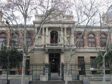 Escuela de minas de la UPM