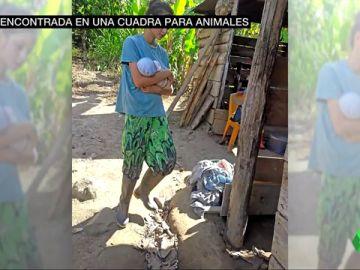 Su bebé, comida por los mosquitos; ella, abandonada en una cuadra: así vivía Patricia bajo el dominio de la secta Gnosis