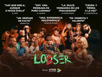 'Looser', la serie de Flooxer que han visto más de un millón de personas