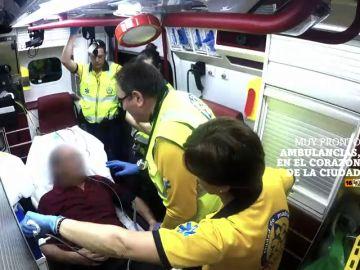 """""""Aquí el que decide soy yo que soy el médico"""": muy pronto en laSexta 'Ambulancias, en el corazón de la ciudad'"""