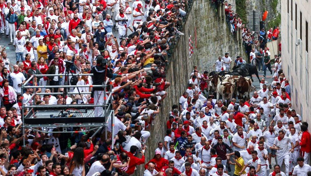 Imagen de San Fermín 2018