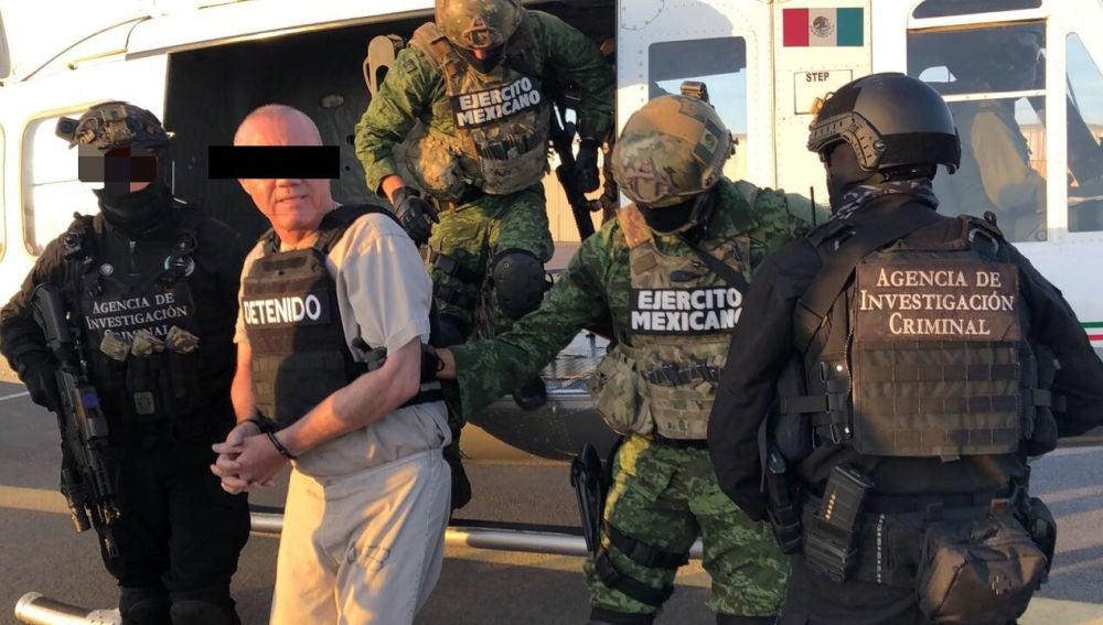 """Extradición a EEUU del """"Licenciado"""", un revés para el Chapo y su cártel"""