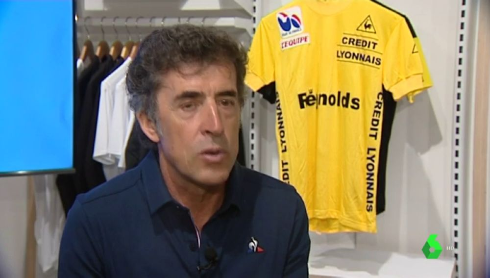 """Se cumplen 30 años del Tour de Perico Delgado: """"Tenía la sensación de que ganaría esa carrera algún año"""""""