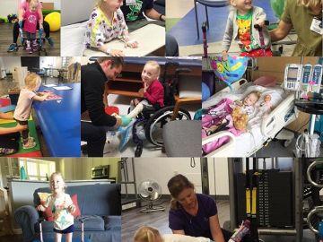 Actividades que realiza la niña de tan solo 4 años
