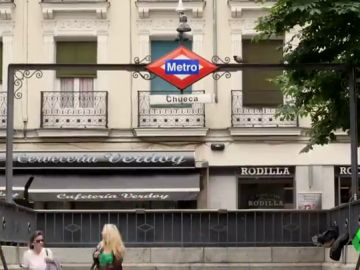 Barrio de Chueca, Madrid