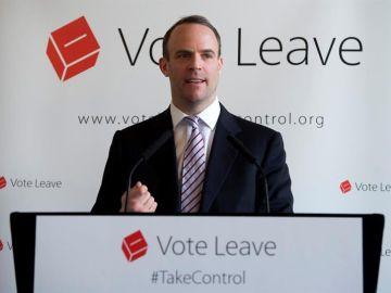 El nuevo ministro británico para el Brexit, Dominic Raab