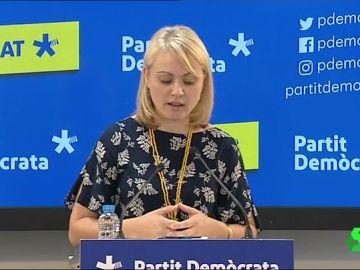 La Diputada PdeCat, María Senserrich