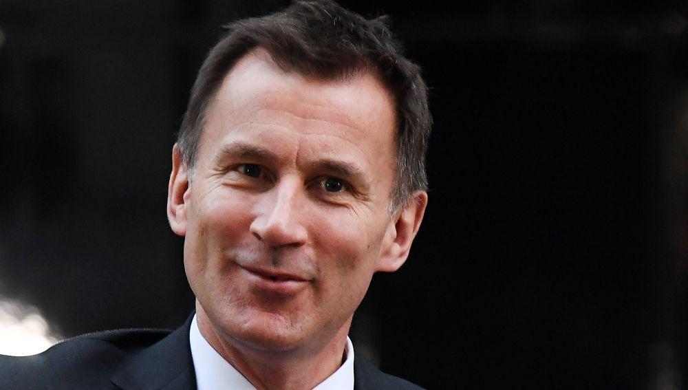 El hasta ahora ministro británico de Sanidad, Jeremy Hunt, será el nuevo titular de Exteriores del Reino Unido.