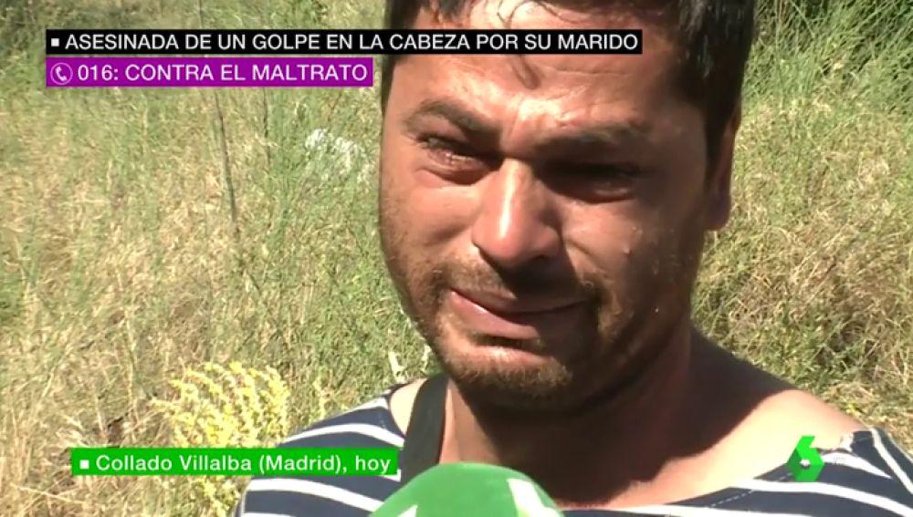 """""""Era mi mamá y ahora está muerta"""": la desolación del hijo de la última víctima mortal de la violencia machista en España"""