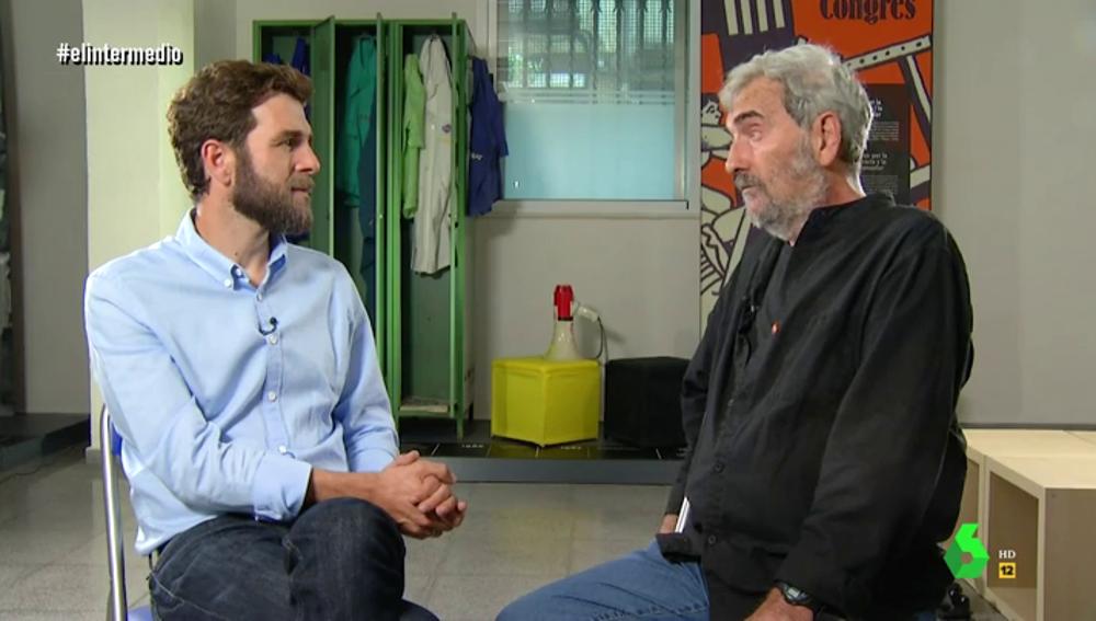 """La entrevista completa de Gonzo al expreso político Carles Vallejo: """"Tenemos una democracia imperfecta, pero hay que valorar sus instrumentos"""""""