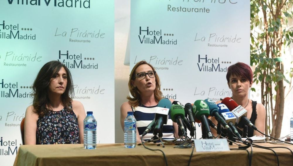 Familia de Patricia Aguilar