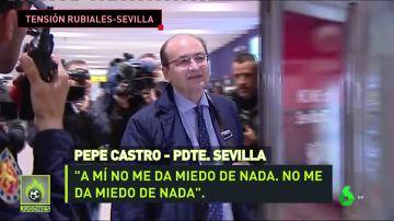 Discusión Rubiales Castro