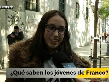 Qué saben los jóvenes de Franco