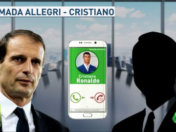 En Italia aseguran que Cristiano Ronaldo ya ha hablado con Allegri