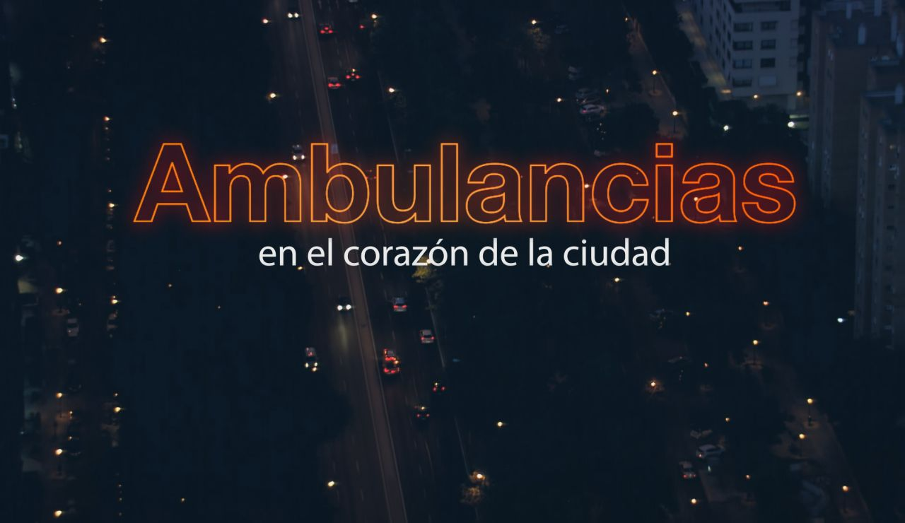 Ambulancias, en el corazón de la ciudad 1x01 espa&ntildeol Disponible