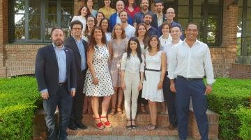 Los cientificos en el exterior se unen en una red colaborativa