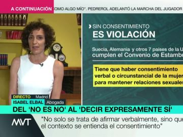 Isabel Elbal en MVT.