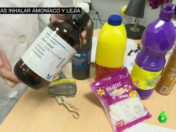 Muere una mujer intoxicada por amoniaco inhalado mientras limpiaba en su casa en Madrid