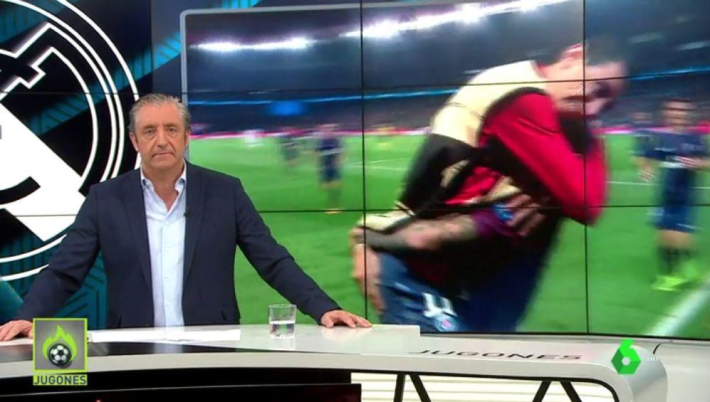 El Madrid a la caza de Neymar