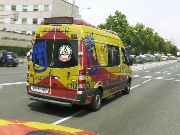 T1 Ambulancias, en el corazón de la ciudad (temporada)