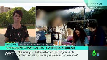 """Habla la prima de Patricia Aguilar, captada por Gnosis: """"Ella y su bebé están en una situación de desnutrición crónica"""""""