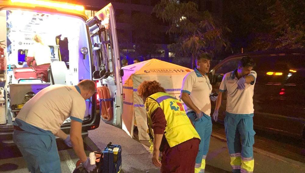 Asesinan a un joven en San Sebastián de los Reyes