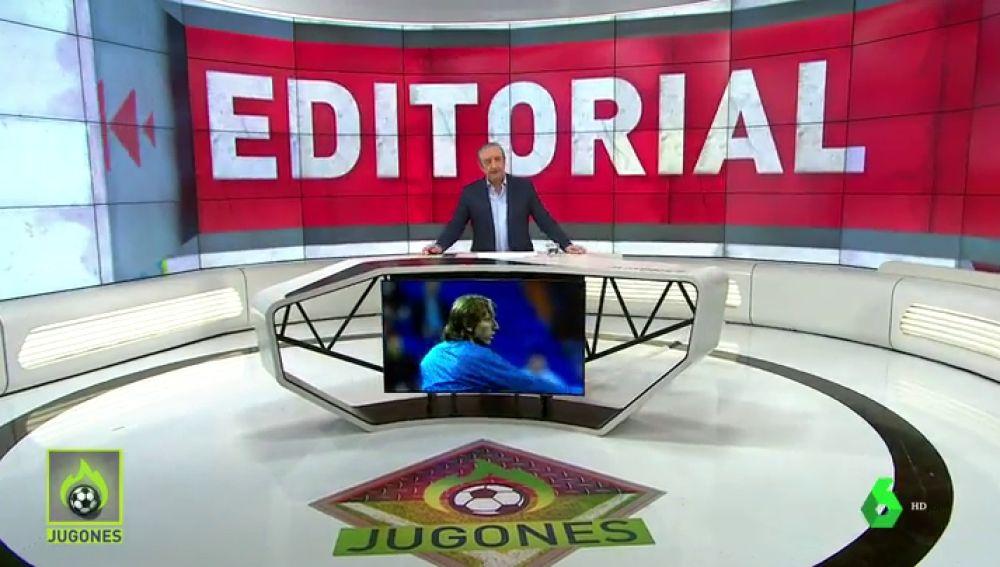 """Josep Pedrerol:""""No hay debate. Modric merece el Balón de Oro. Lo merece, gane o pierda la final""""."""