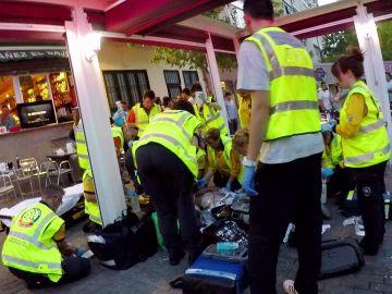 Infarto en Ambulancias, el corazón de la ciudad