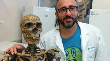 El sarro de los neandertales demuestra una dieta rica en plantas