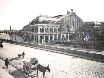Estación de Atocha, Madrid, España