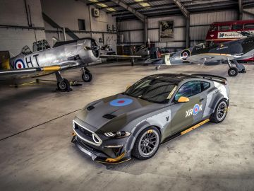 DG Mustang Spitfire
