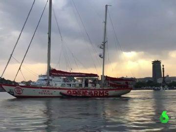 Parten desde Barcelona los dos barcos de ProActiva Open Arms