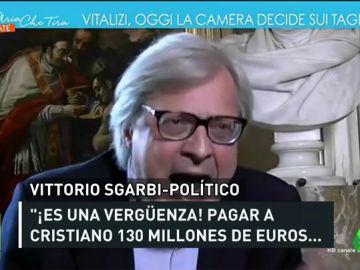 Político Italiano critica el fichaje de Cristiano