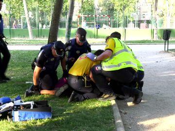 Caso LSD Ambulancias, en el corazón de la ciudad