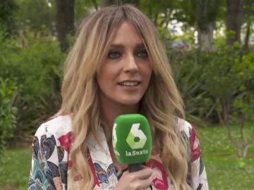 """Anna Simon presenta Zapeando en verano: """"Me voy a abrazar a lo que sea"""""""