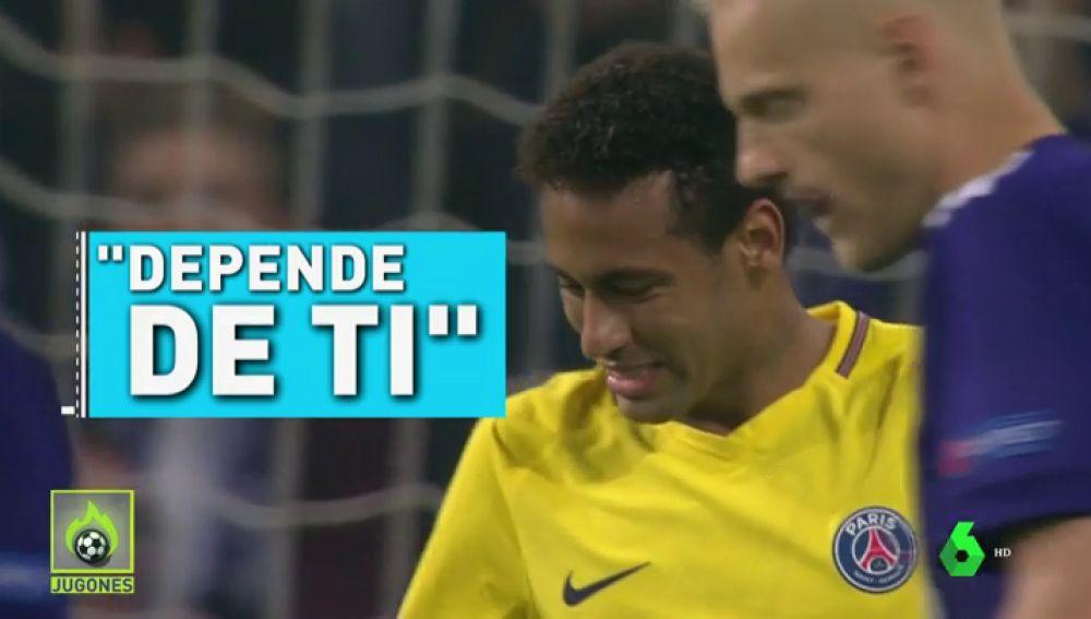 Emisario Neymar