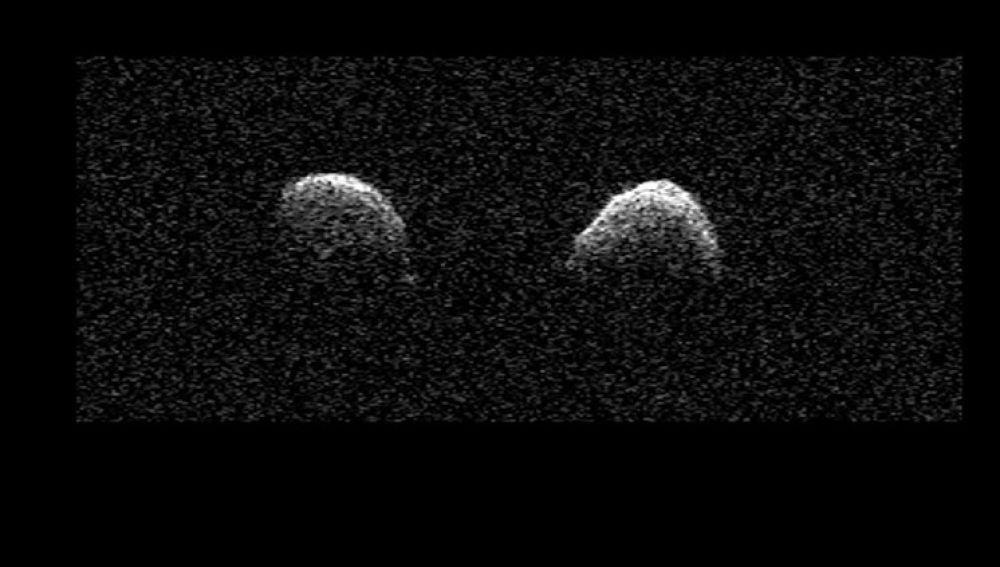 El asteroide 2017 YE5