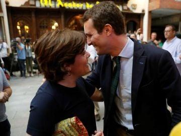 laSexta Noticias Fin de Semana (14-07-18) Arranca la cuenta atrás para el Congreso del PP: Sáenz de Santamaría y Casado afrontan la etapa decisiva para sumar los votos ganadores