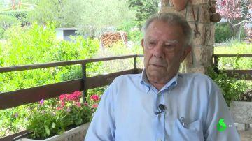 """La herida de Julián, 80 años abierta por el franquismo: """"Si encontrara a mi padre me iría con satisfacción al otro lado"""""""
