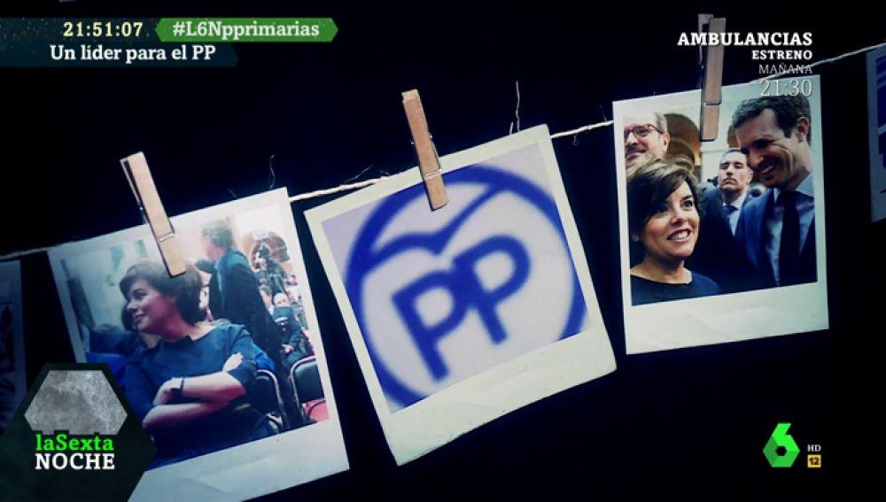 """""""Esta es una guerra subterránea del aparato"""": los expertos analizan la batalla entre Casado y Santamaría por liderar el PP"""