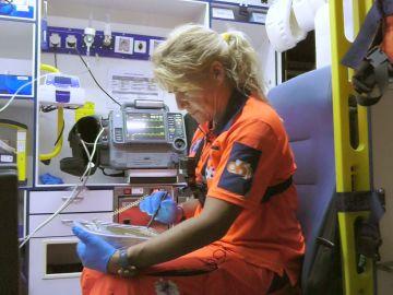 Ambulancias, en el corazón de la ciudad - Temporada 1 - Programa 8