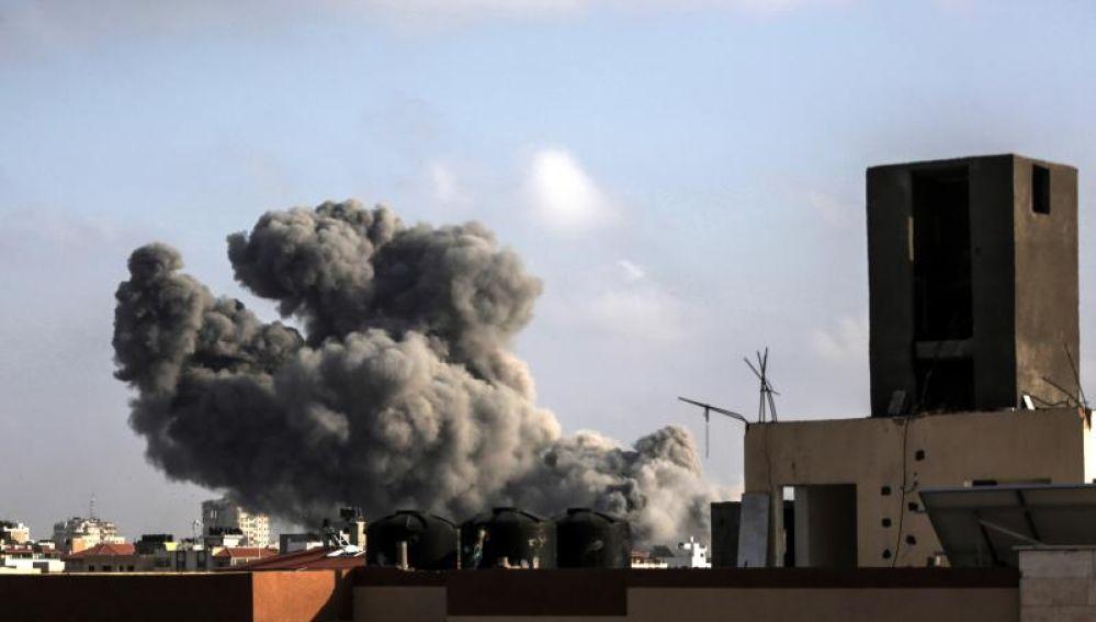 Israel toma una mayor represalia contra Hamás