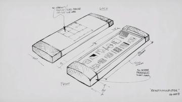 Prototipo de teléfono de General Magic